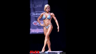 Donna Pohl - Women's Physique - Phil Heath Classic 2013
