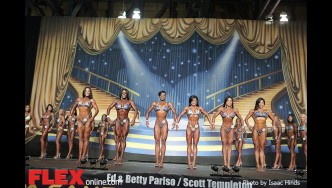 Comparisons - Figure - 2014 IFBB Europa Phoenix Pro