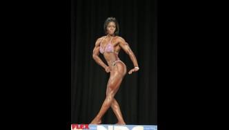 Dianne Brown - Women's Physique A - 2014 NPC Nationals