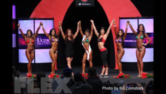 2014 Olympia - Flex Bikini Model Awards