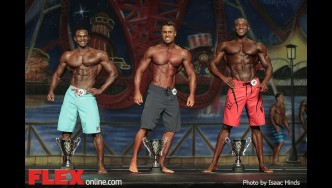 Awards - Men's Physique - 2014 Europa Orlando