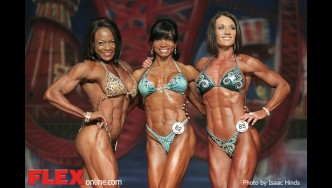 Awards - Women's Physique - 2014 Europa Orlando