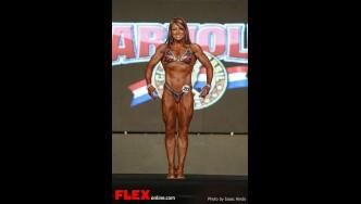 Amanda Hatfield - 2013 Arnold Brazil