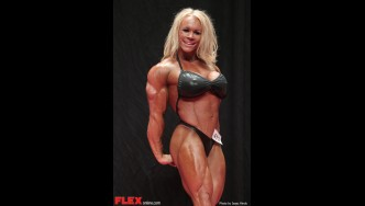 Aleesha Young - Heavyweight - 2014 USA Championships