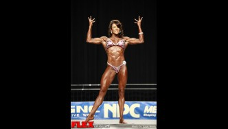 Brienne Eubanks - 2012 NPC Nationals - Women's Physique D