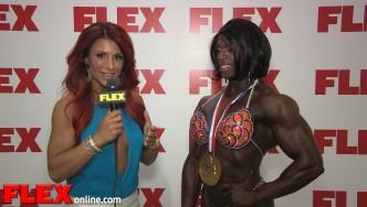 10X Ms. Olympia, Iris Kyle!