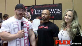Interview with Inspirational Bodybuilder, Jeff Black