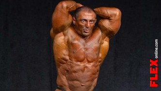 IFBB Pro Joe DeRousie Interview at 2013 PBW Tampa