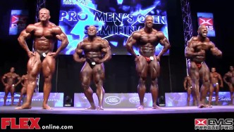 2014 IFBB EVLS Prague Pro: The Battle for Top 4