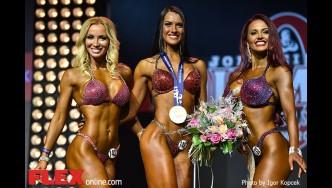 Bikini Finals - 2014 Amateur Olympia Moscow