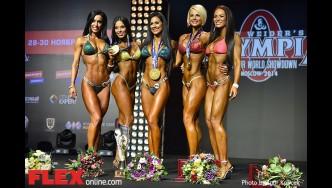 Bikini Awards - 2014 Russia Pro Bikini