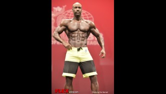 Derrick Wade - Mens Physique - 2014 New York Pro Championships