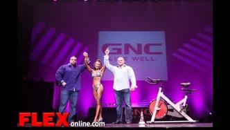 Figure Overall Awards - 2012 Fouad Abiad Open