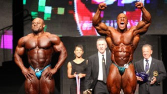Greatest 2014 Olympia Moments