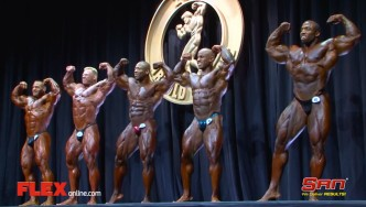 Arnold Classic 1st Call Out!
