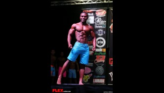 Courage Opara - Men's Physique Overall - 2015 NPC Phil Heath Classic
