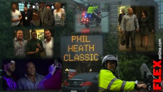 Mr. O Gets a Police Escort to the Phil Heath Classic!