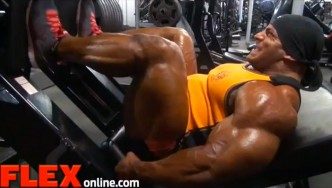Behind the Scenes: Photoshoot with Big Ramy!