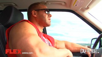 Ride Along with Jay Cutler
