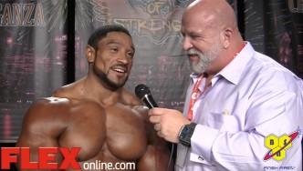 The 2014 Chicago Pro Champion, Roelly Winklaar