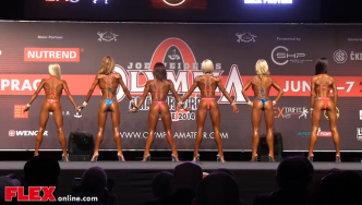 2014 Olympia Amateur Europe: Bikini Up to 168cm