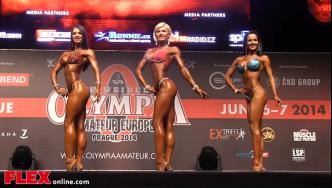 2014 Olympia Amateur Europe: Bikini SUPERFINAL