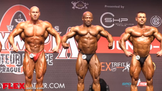 2014 Olympia Amateur Europe: Bodybuilding up to 100kg PART 1