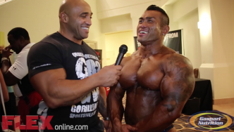 Hidetada Yamagishi After His Victory at the 2014 Tampa Pro