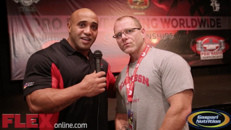 Dennis James Catches Up with Neil Hill