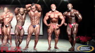 Highlights of the 2014 Tampa Pro Finals: Men's 212 Bodybuilding