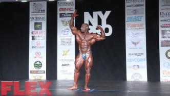2016 New York Posing Routine: Dexter Jackson