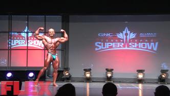 2016 Toronto Pro 212 Bodybuilding Routine: Alejandro Cambronero