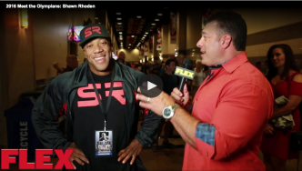 2016 Meet the Olympians: Shawn Rhoden