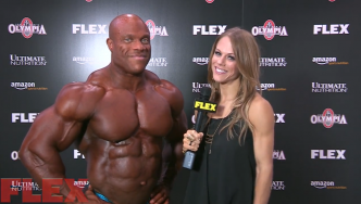 6X Mr. Olympia Phil Heath