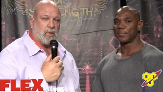 Flex Wheeler & Bryan Hildebrand Wrap Up the 2014 Chicago Pro