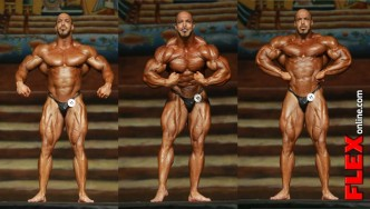 "Interview with Zack ""King"" Khan after the 2013 Dallas Europa Pro Prejudging"