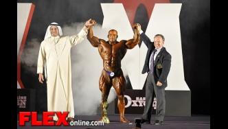 Overall - Men's Bodybuilding - IFBB Amateur Olympia 2012