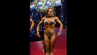 Adela Garcia - 2012 Arnold Europe