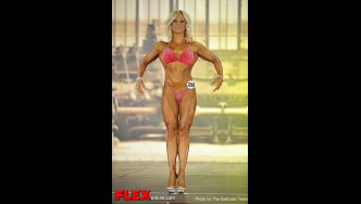 Kizzy Vaines - 2013 FIBO