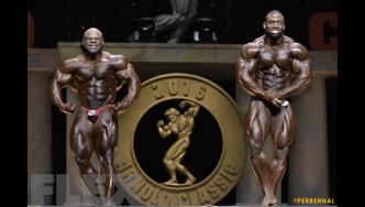 Open Bodybuilding Comparisons - 2016 Arnold Classic