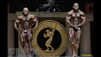 Open Bodybuilding Comparisons - 2016 Arnold Classic
