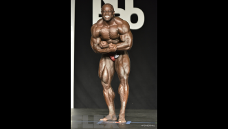 Rudy Richards - 212 Bodybuilding - 2016 IFBB New York Pro