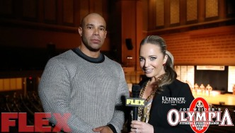 Kevin Levrone Is Back!