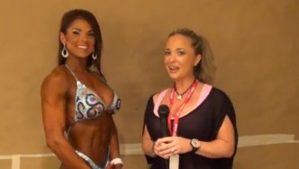 Ann Titone Figure Interview Toronto