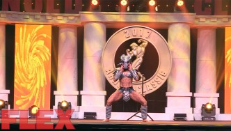 2017 Fitness International Routine: Ariel Khadr