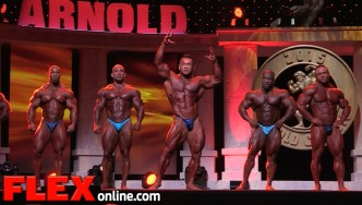 2015 Arnold Classic 212 Highlights