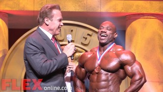 Highlights from the 2015 Arnold Classic Finals