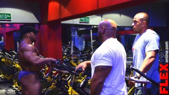Interview with Oxygen Gym Owner and Promoter Bader Bodai
