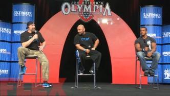 2015 Olympia Battle of the Gurus