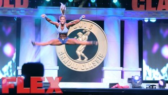 2016 Fitness International Routine: Bethany Wagner